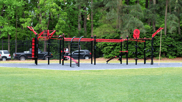 FitGround at Miller Fields