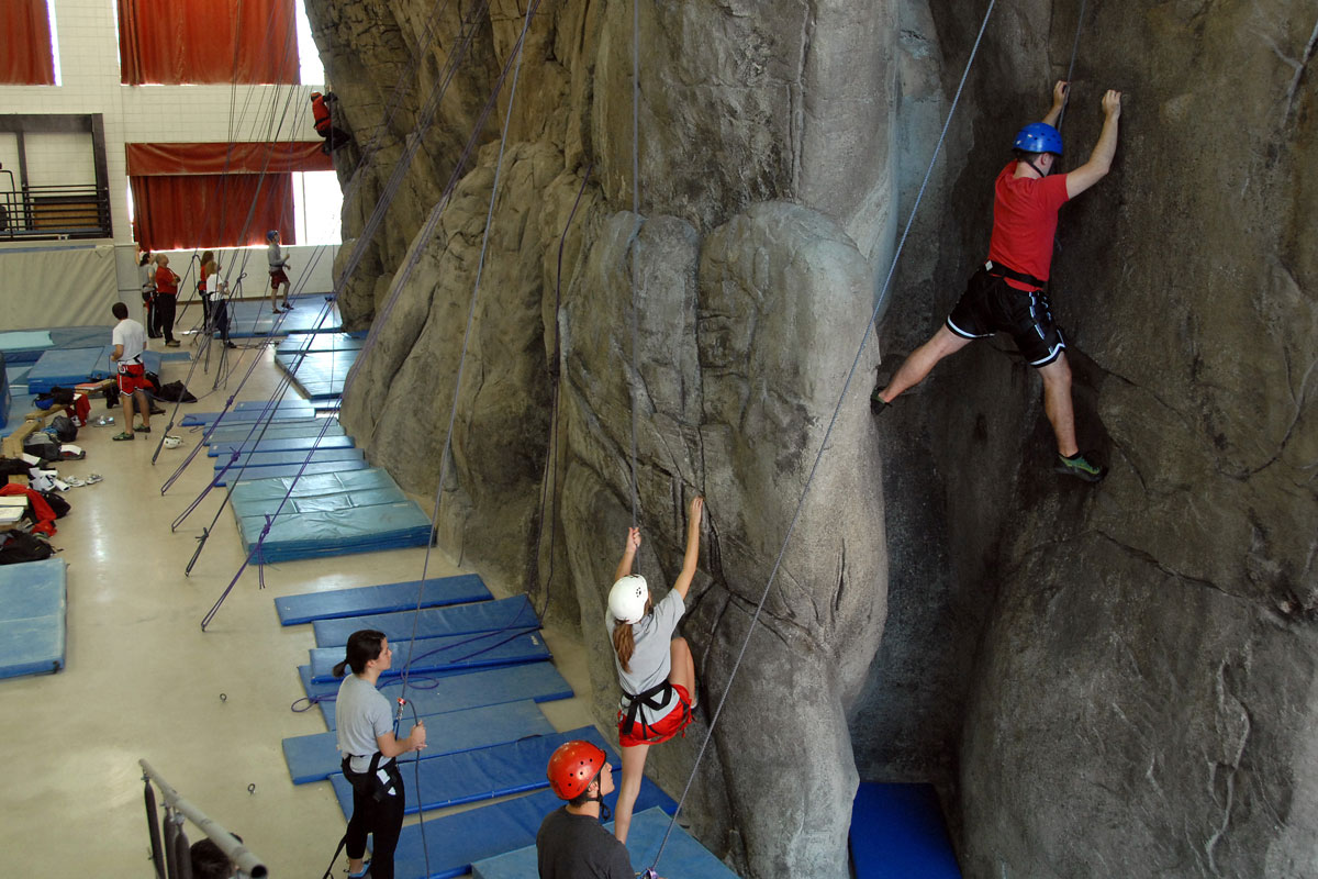 Group Climbing Programs
