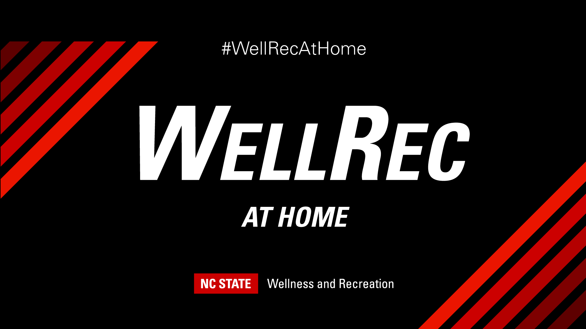 Wellness and Recreation at Home
