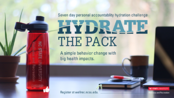 Hydrate The Pack