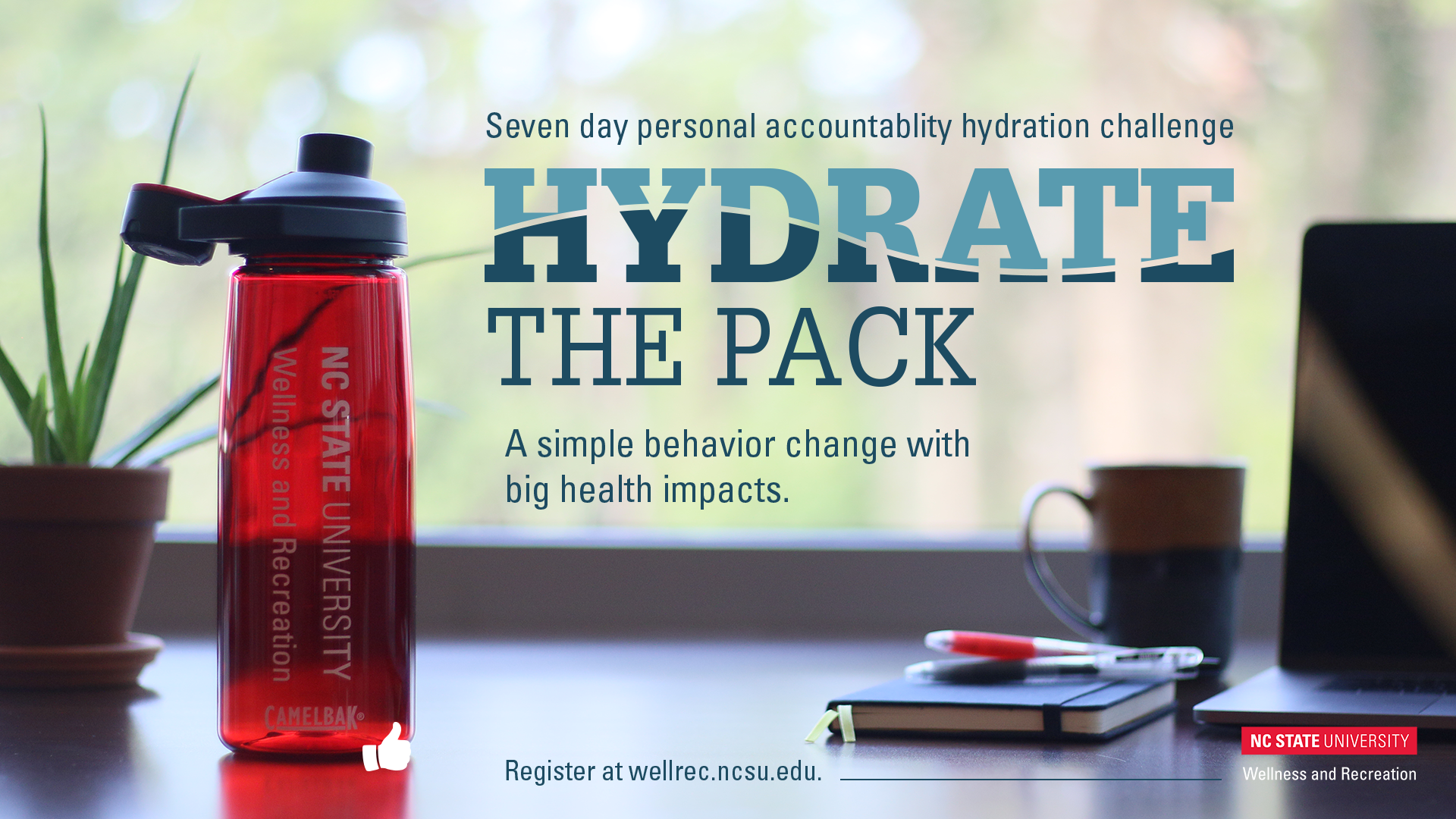 Hydrate the Pack Challenge
