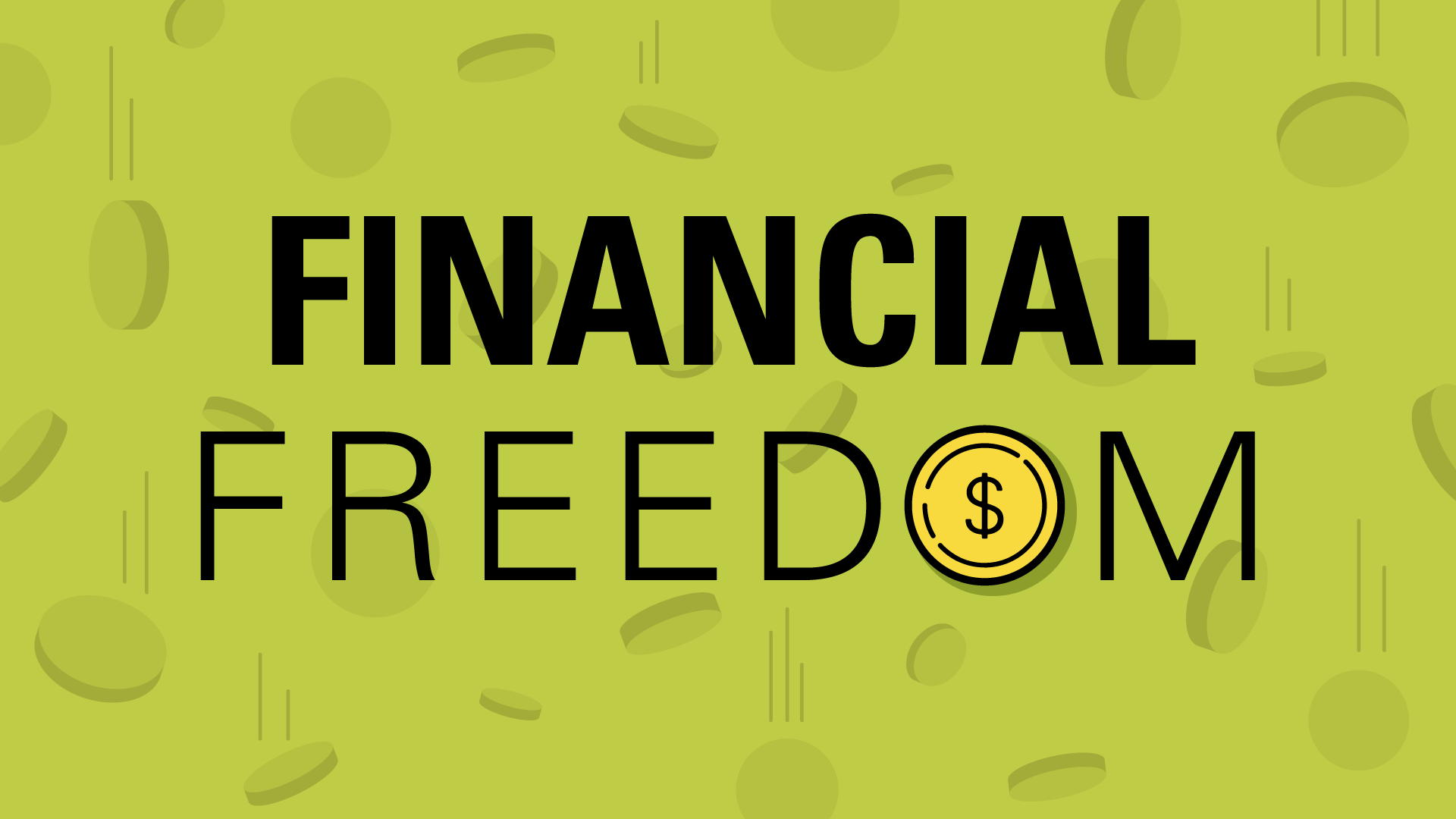 Financial Freedom graphic