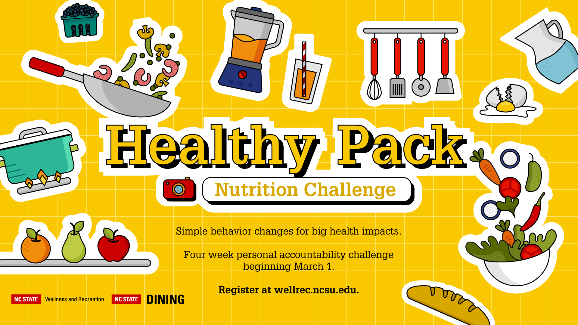 Healthy Pack Challenge